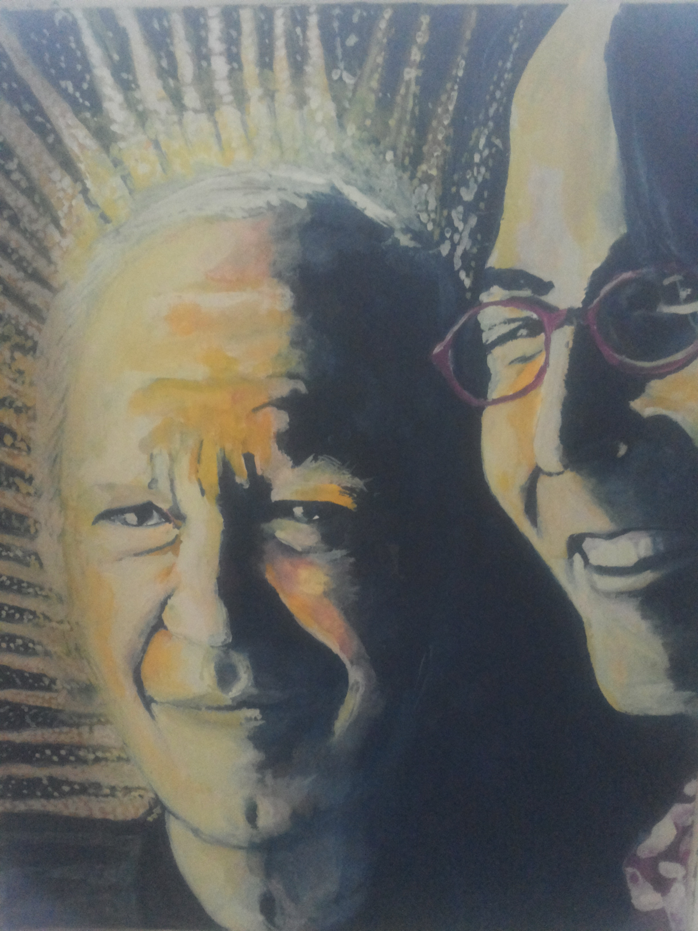 Ramses Shaffy & Bas Steman