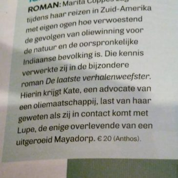 Getipt in de Margriet
